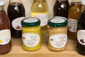 Honigsenf aus der Imkerei Hillenbrand in Bensheim