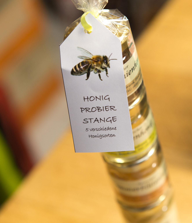 Honig aus der Imkerei Hillenbrand in Bensheim